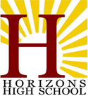 Horizons High School logo
