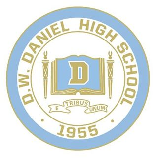 Daniel High School logo