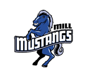 Mill Middle School logo