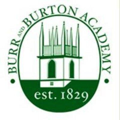 Burr and Burton Academy logo