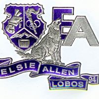 Elsie Allen High School logo