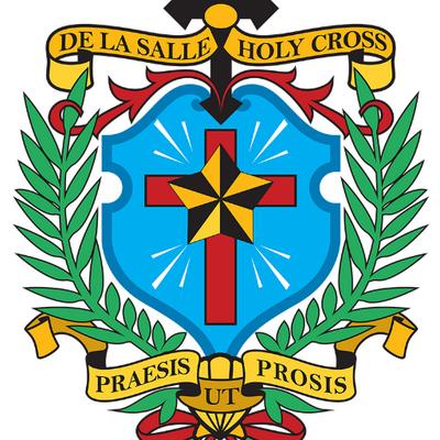 De La Salle Holy Cross College logo