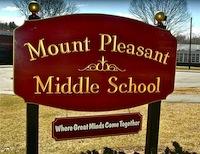 Mt. Pleasant Middle School logo