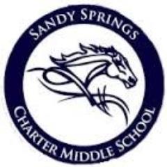 Sandy Springs Charter MS logo
